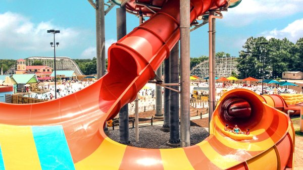 Six Flags St Louis Coupons - Year of Clean Water