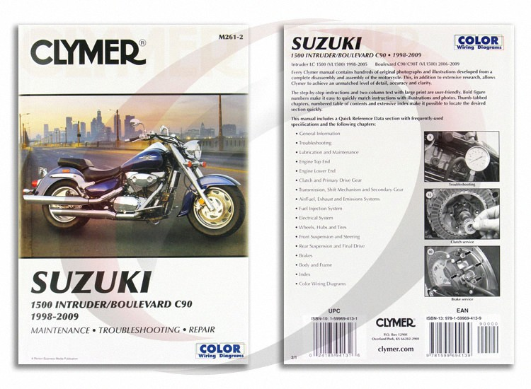 1999 suzuki intruder 1500 wiring diagram 6 pin mini din manual