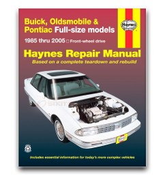 haynes repair manual for buick park avenue base ultra shop service garage oq [ 1200 x 1200 Pixel ]