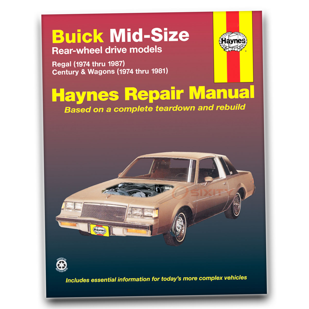 hight resolution of turbo buick wiring diagram wiring diagramshaynes repair manual for buick regal sport gnx grand national t 1987 buick gn engine