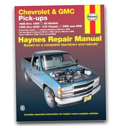 haynes repair manual for chevy k1500 suburban ls silverado lt base shop ne [ 1200 x 1200 Pixel ]