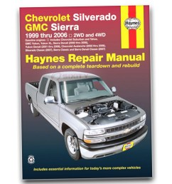 haynes repair manual for chevy silverado 1500 hd lt base ls shop service lb [ 1200 x 1200 Pixel ]