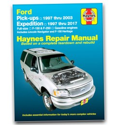 97 ford expedition owners manual [ 1200 x 1200 Pixel ]