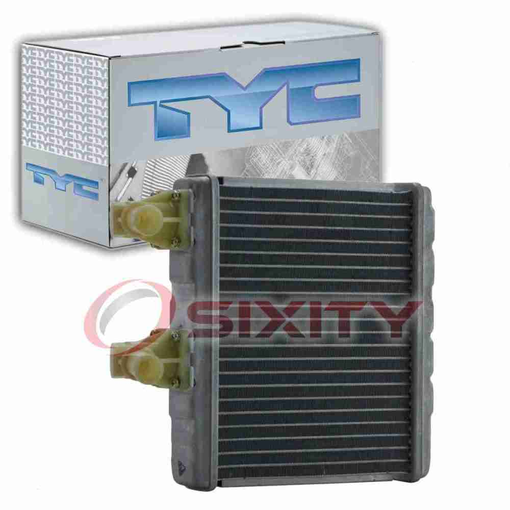 medium resolution of tyc front hvac heater core for 1990 1995 nissan 240sx pk