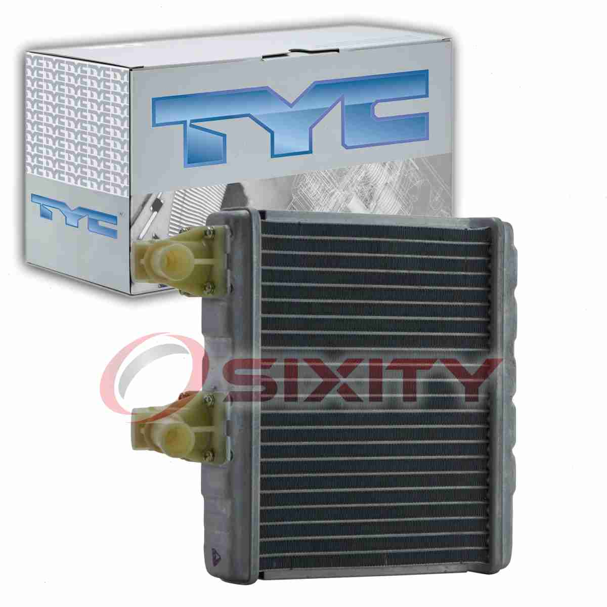 hight resolution of tyc front hvac heater core for 1990 1995 nissan 240sx pk