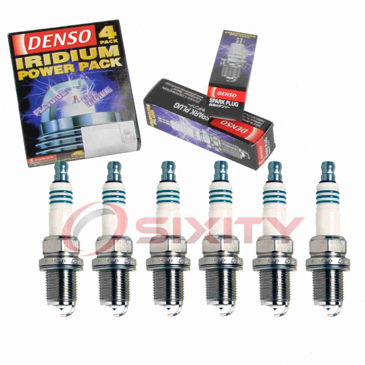 hight resolution of details about 6 pc denso iridium power spark plugs for mazda mpv 3 0l v6 1989 1990 tune up va