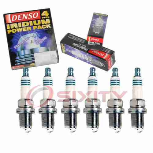 small resolution of details about 6 pc denso iridium power spark plugs for mazda mpv 3 0l v6 1989 1990 tune up va