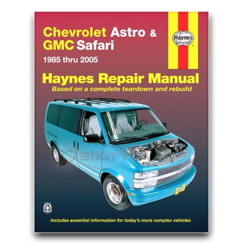 small resolution of haynes repair manual 24010 for chevrolet astro gmc safari mini van astro van engine diagram astro van wiper wiring diagram