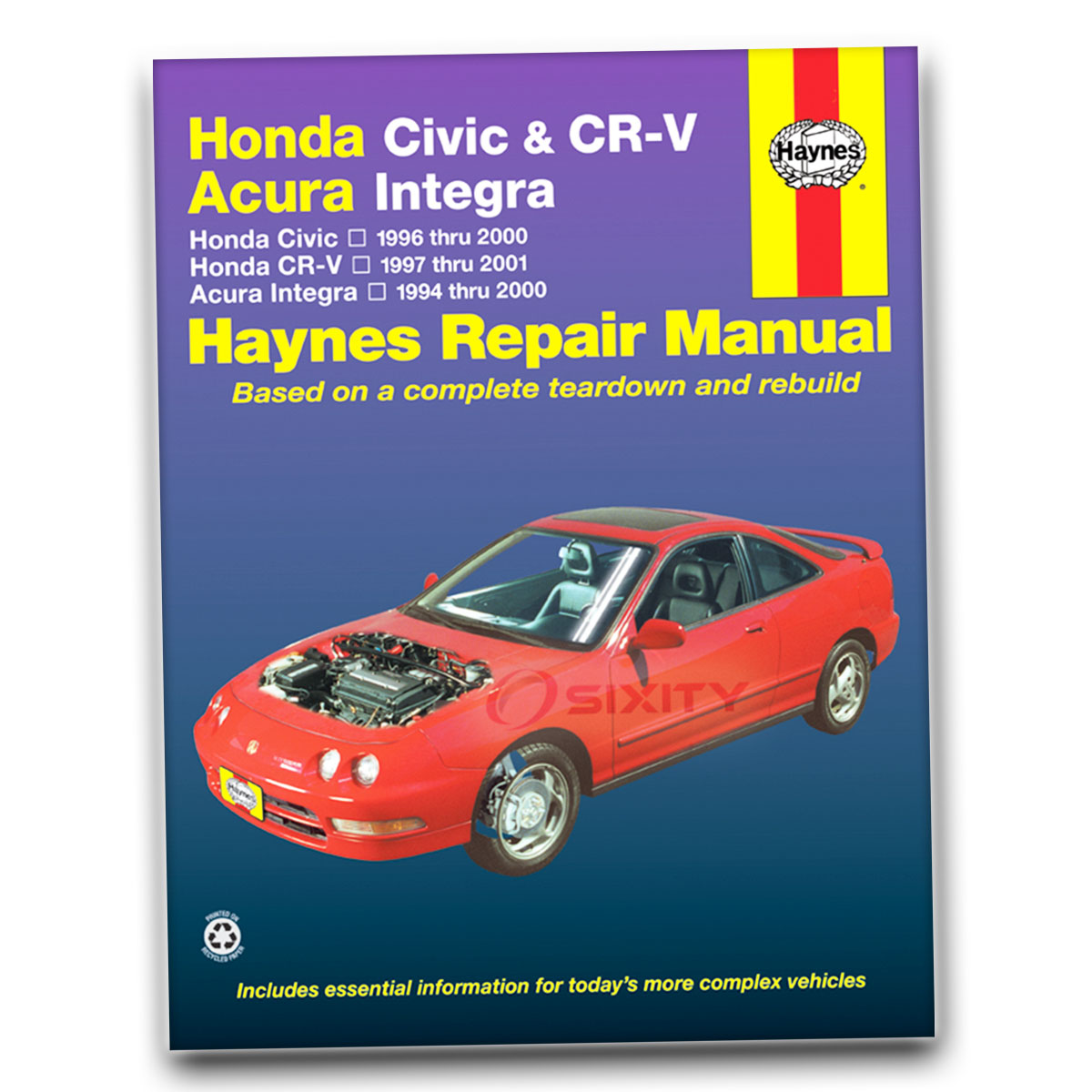 Jdm Honda Crv 94 Manual Guide