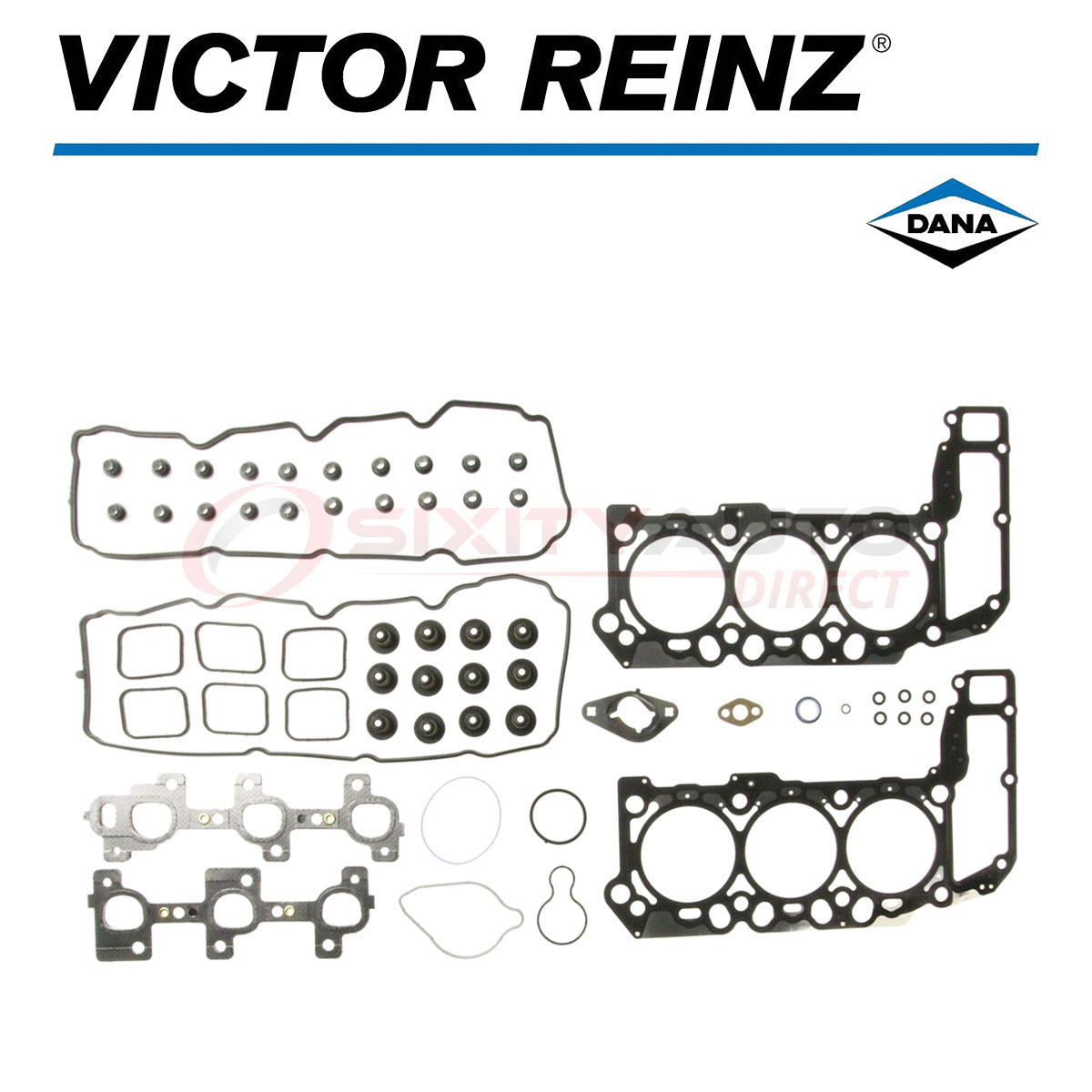 Victor Reinz Cylinder Head Gasket Set for 2007-2011 Dodge