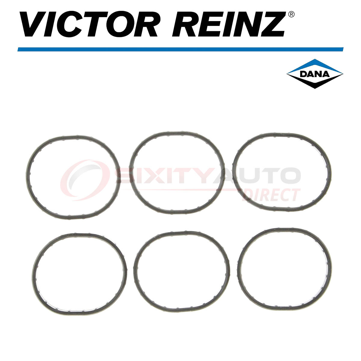 Victor Reinz Intake Manifold Gasket Set For Ford