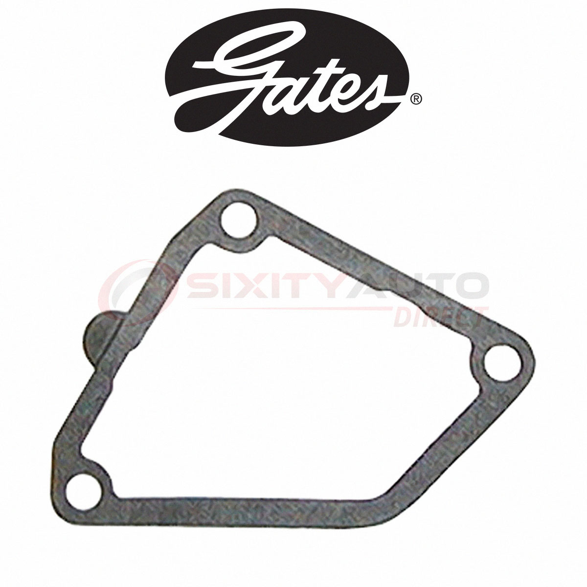 Gates Coolant Thermostat Housing Gasket For