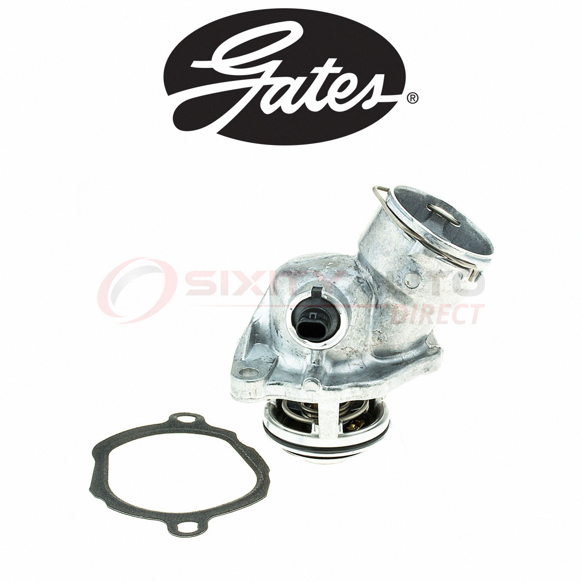 Gates Coolant Thermostat for 2010-2013 Mercedes-Benz S400