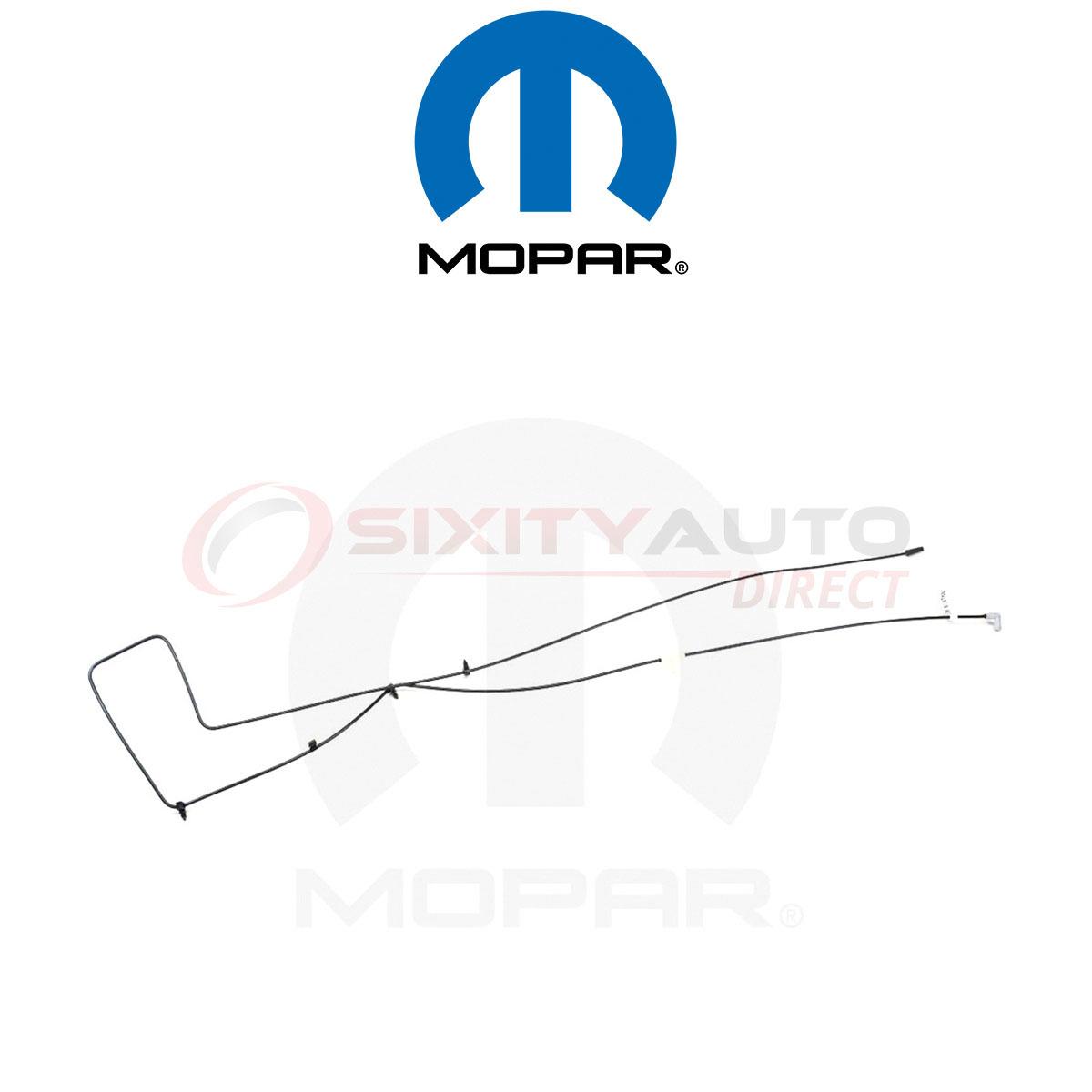 Mopar Windshield Washer Hose for 2005-2010 Chrysler 300 2
