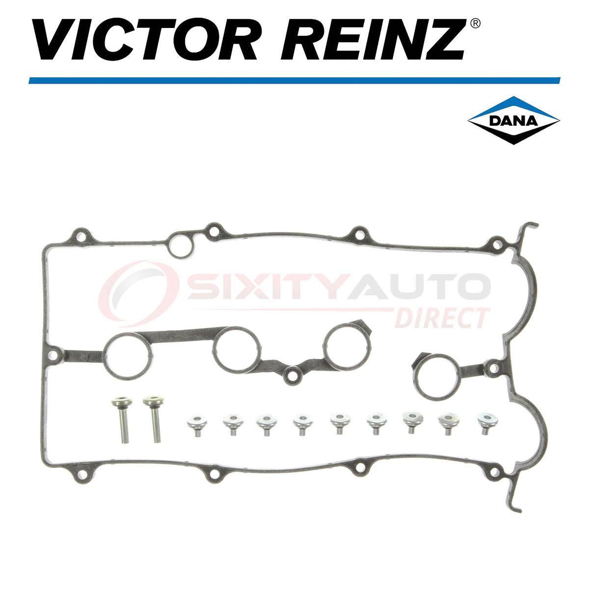 Victor Reinz Valve Cover Gasket Set For Mazda