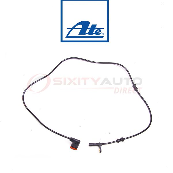 ATE Rear Left ABS Wheel Speed Sensor for 2001-2005