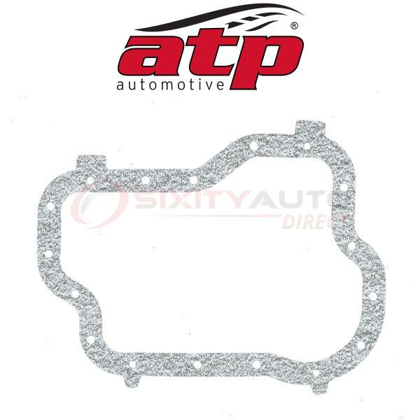 ATP Transmission Oil Pan Gasket for 1988-1989 Mazda 323