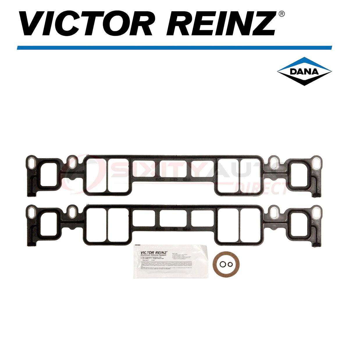 Victor Reinz Intake Manifold Gasket Set For Gmc