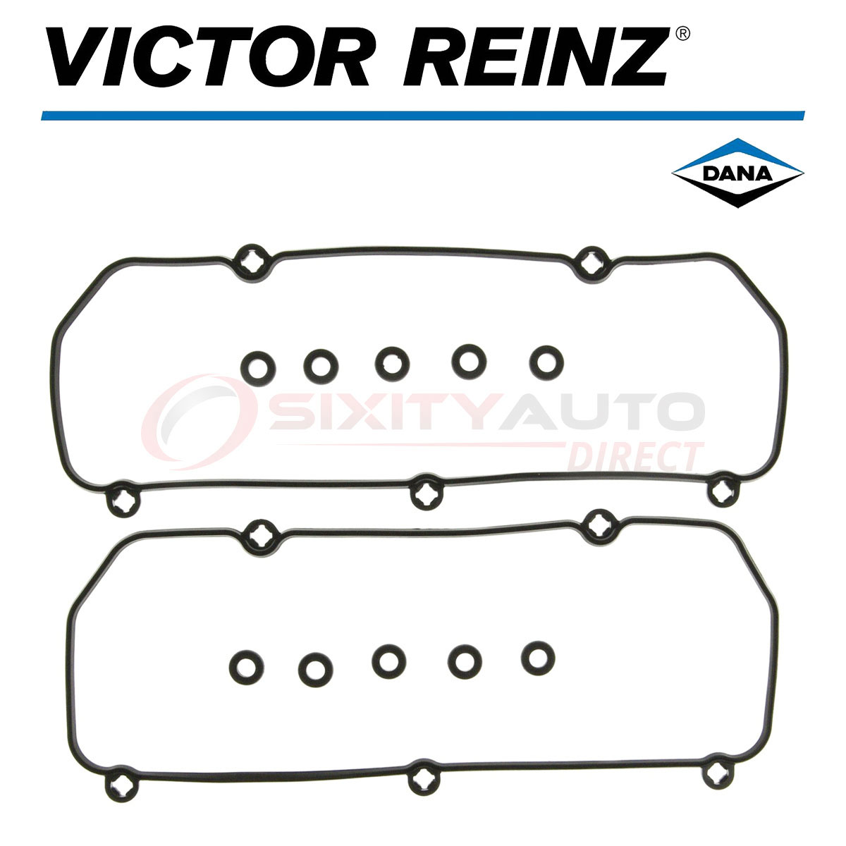 Victor Reinz Valve Cover Gasket Set for 2004-2007 Ford