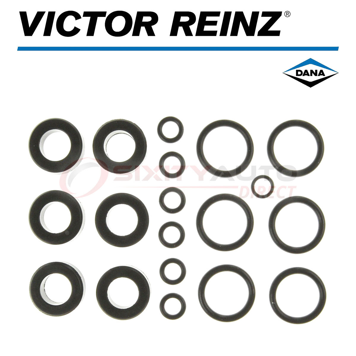 Victor Reinz Fuel Injection Nozzle O Ring Kit For