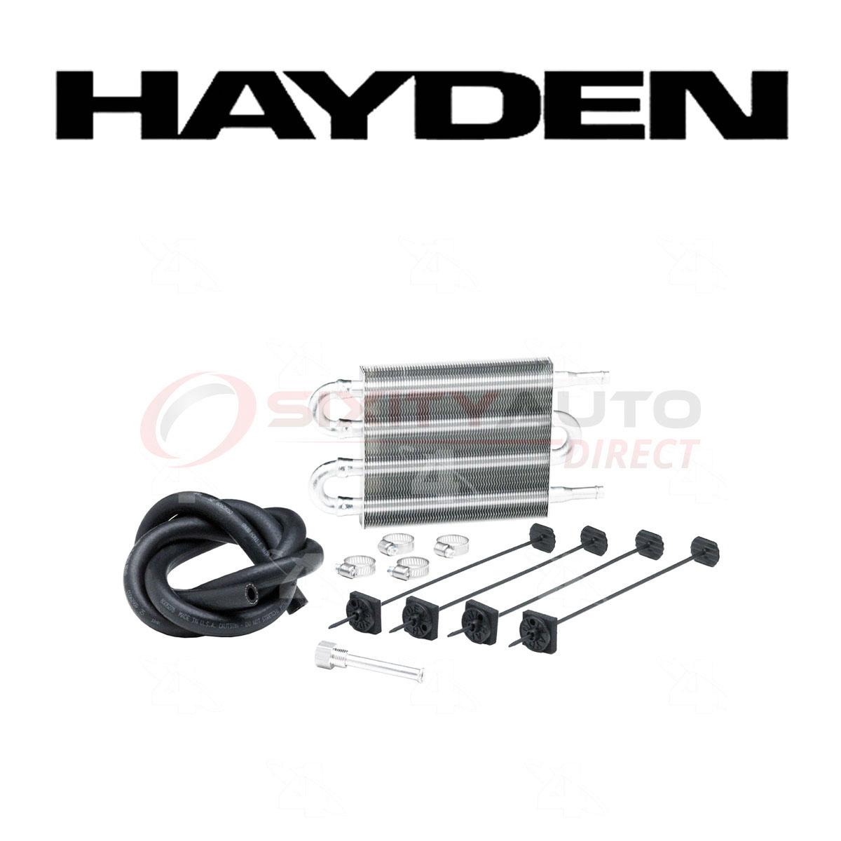 Hayden Power Steering Oil Cooler For Chevrolet