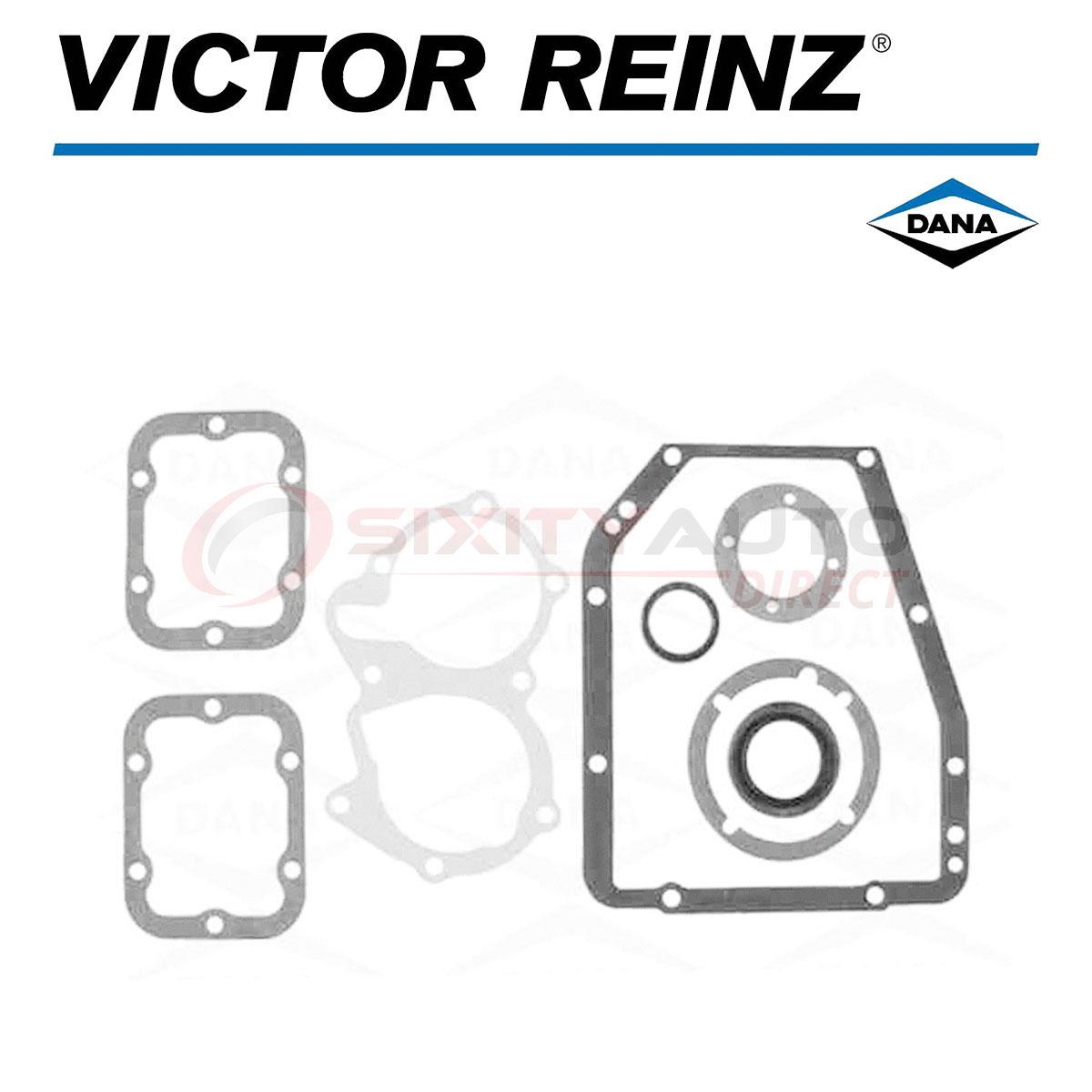 Victor Reinz Manual Transmission Gasket Set for 1984