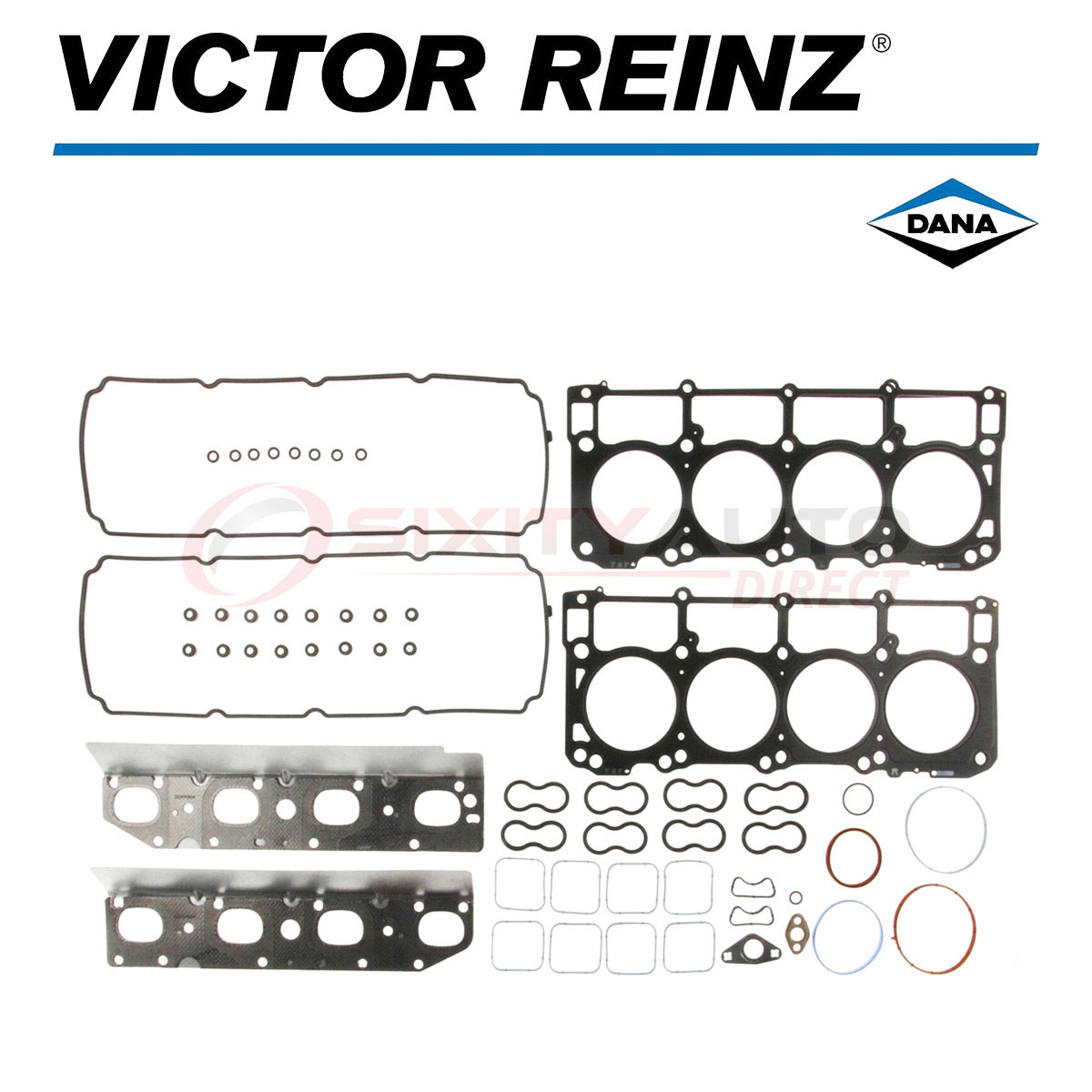 Victor Reinz Cylinder Head Gasket Set For Dodge