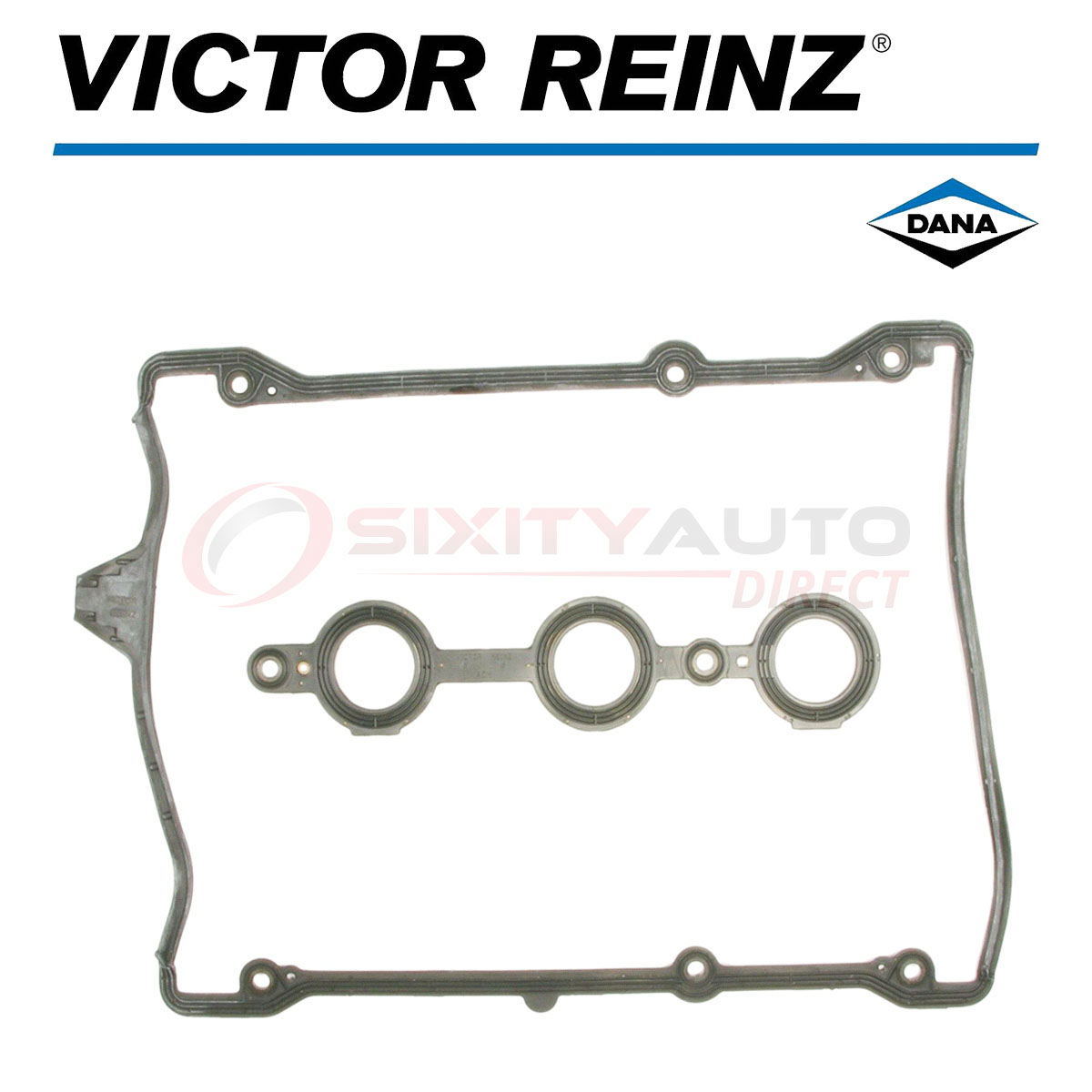 Victor Reinz Valve Cover Gasket Set for 1998-2001 Audi A4
