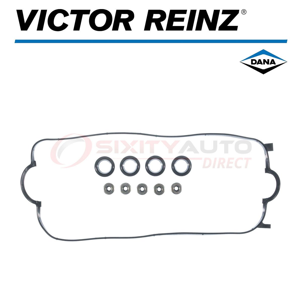 Victor Reinz Valve Cover Gasket Set for 1997-1999 Acura CL