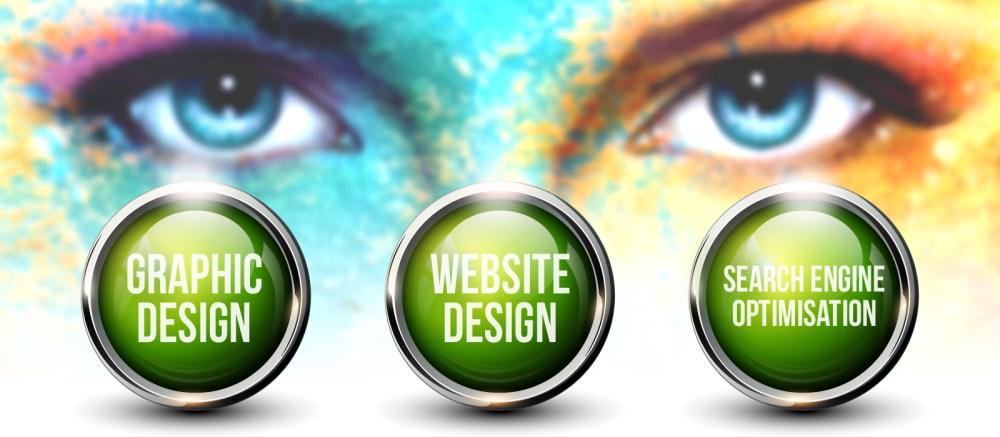 medium resolution of website design graphic design seo