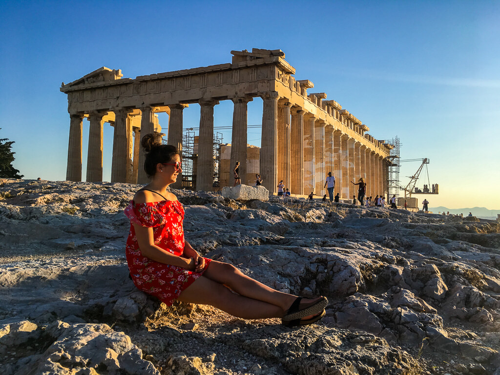 in-front-of-Acropolis-athens