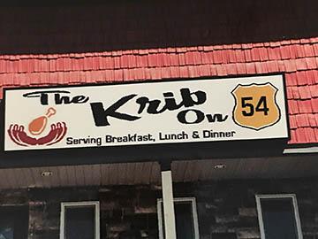 The Krib on 54