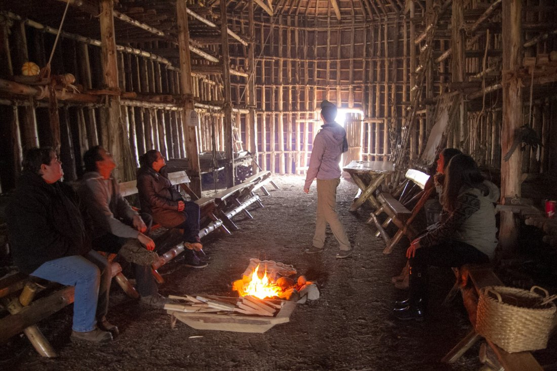Setting Foot on Six Nations: Walk Through Past, Present, & Future at Kayanase