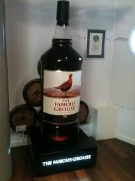 grootste fles whisky