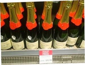 champagne-in-supermarkt