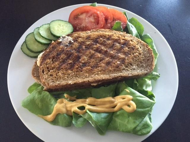 toast bifteki