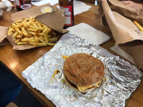 five guys antwerpen