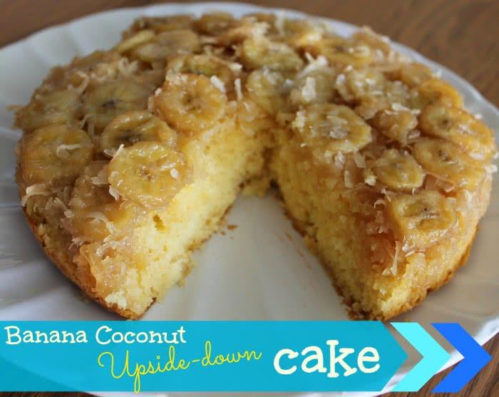 Upside Down Cake Recipe Scratch