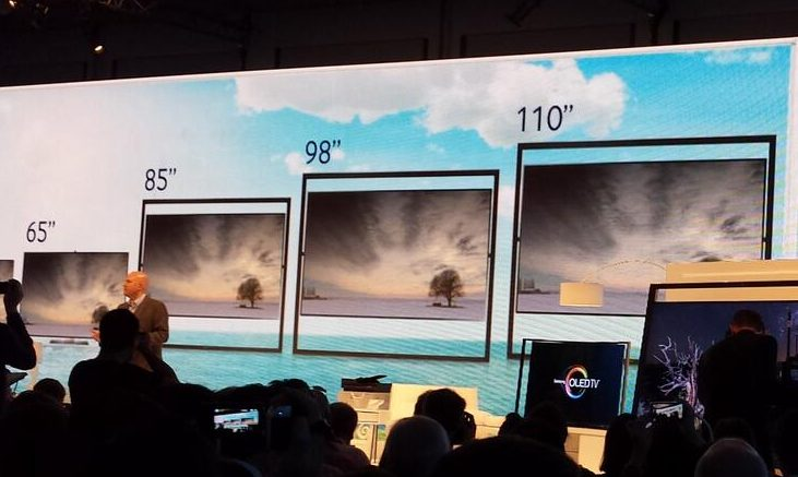 Chart: LCD's Future Is Big, As In Big Screens, Says IHS - Sixteen:Nine