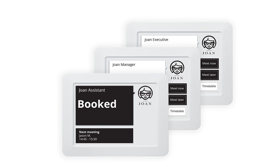 Visionect Broadens E-Ink Meeting Room Sign Options - Sixteen:Nine