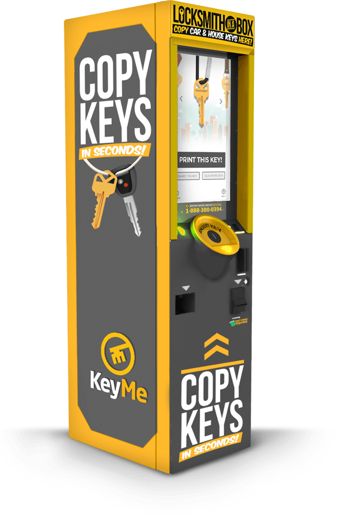 What keys to copy