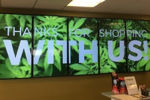Marjiuana Dispensaries Pay For Digital Signage Set-Up In One Month Of Upsells