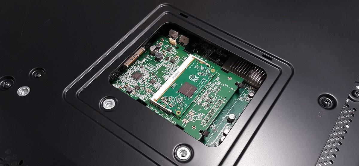 Raspberry Pi NEC module
