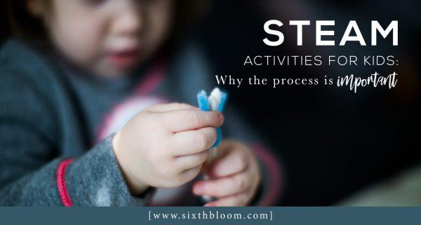 Steam Activities Preschoolers - Sixth Bloom
