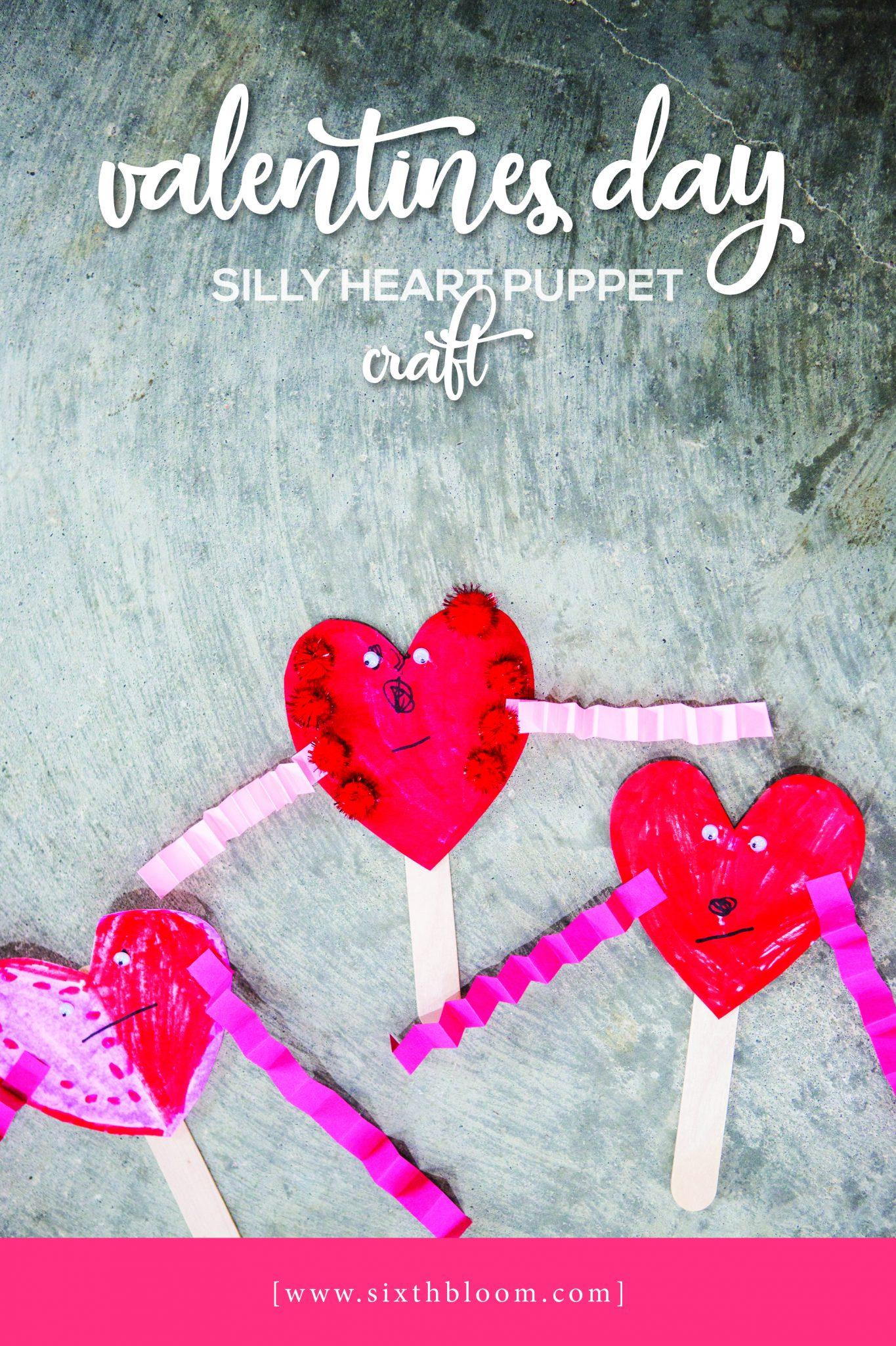 Preschool Valentines Day Craft