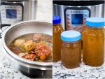 How to make Instant Pot Vegetable Broth