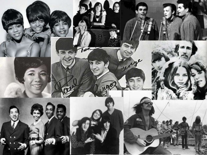Sixties Bands