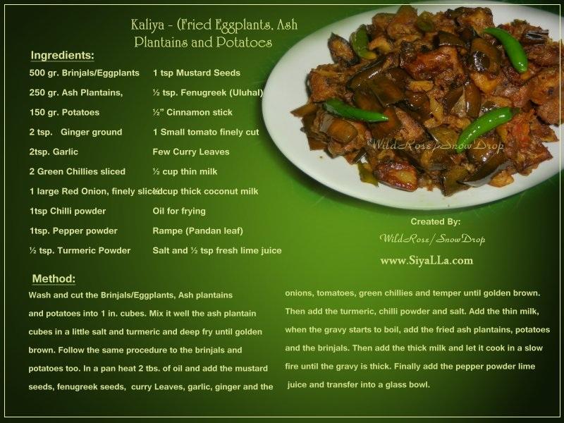 Sri Lankan Food Recipes In Sinhala Language Pdf