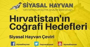Hırvatistan'ın Coğrafi Hedefleri