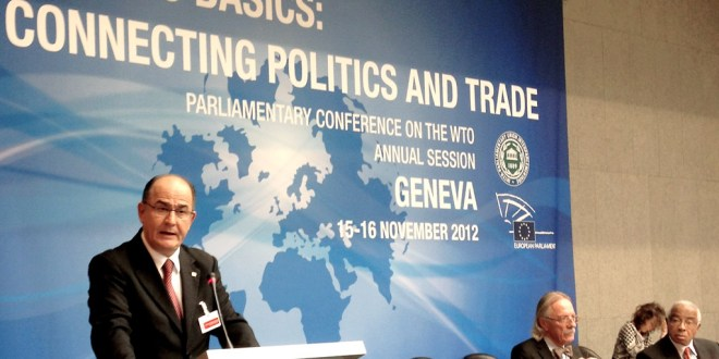 The Parliamentary Conference on the World Trade Organization